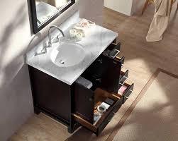 vanity ideas amusing offset sink vanity 30 offset vanity sinks