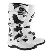 white motocross boots alpinestar tech 5 motocross boots white black 1stmx co uk