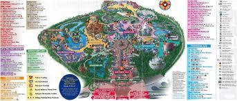 Disney World Park Maps Adventureland Disneyland Map Image Gallery Hcpr