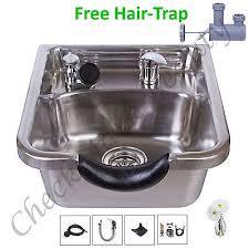 hair trap for salon sink stainless steel shoo bowl salon spa hair sink beauty salon