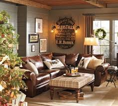 Best  Brown Leather Sofas Ideas On Pinterest Leather Couch - Leather family room furniture