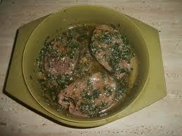cuisiner thon frais les recettes chouettes de sissi marinade pour bonite ou thon