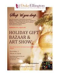 Home Decor Vendors by 2012 Holiday Gift Bazaar U0026 Art Show Come And Shop U0027til You Drop