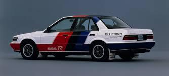nissan bluebird 1990 pessima racecar in real life 1987 nissan bluebird sss r beamng