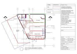 detailing u0026 working drawings final work