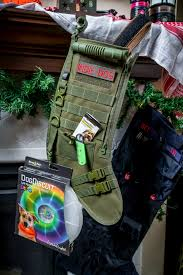 jeep christmas stocking police gear molle elite tactical christmas stocking