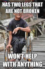 Disability Memes - disability dan memes quickmeme