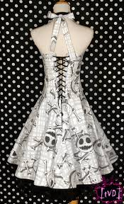 nightmare before heads dress back by