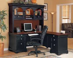 Corner Desk Hutch Cherry Corner Desk Hutch All Furniture Space Saving Ideas With