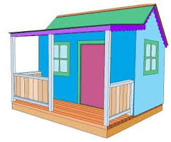 Backyard Playhouse Ideas The Best Free Plans For Children U0027s Playhouses