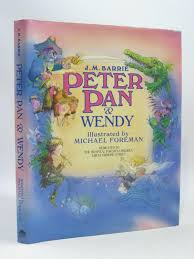 peter and wendy by jm barrie first edition abebooks
