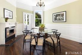 Dining Rooms With Wainscoting Country Dining Room With Stone Fireplace U0026 Wainscoting In San