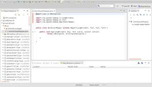 Java Map Example Eclipse Mapreduce Example Hadoop Online Tutorials