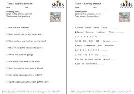 ideas collection listening skills worksheets about cover
