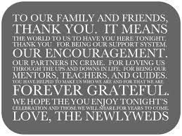 custom designed printable wedding day thank you card
