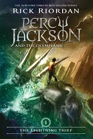 the lighting thief movie the lightning thief percy jackson and the olympians book 1 rick
