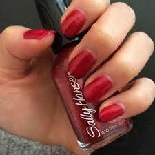 finding the best christmas nail polish sally hansen u2013 unbreakable