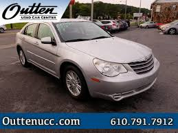 used 2007 chrysler sebring for sale allentown pa