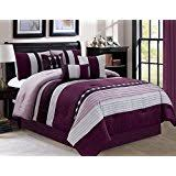 Lavender Comforter Sets Queen Amazon Com Purple Comforter Sets Comforters U0026 Sets Home