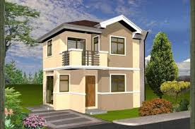 2 stories house 50 images of modern two story house design bahay ofw