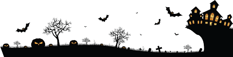 halloween bats transparent background transparent halloween background clipartsgram com