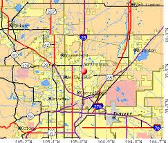 colorado population map northglenn colorado co 80233 80241 profile population maps
