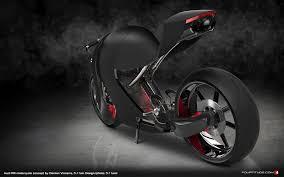 audi bicycle audi rr concept bike is a glimpse into the future autoevolution