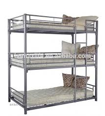 3 Tier Bunk Bed 3 Tier Bunk Bed New 999 190 50 Metalen Slaapkamermeubilair Bed