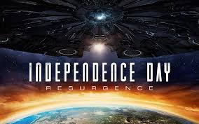 fantastic poster alien thriller independence spaceship day