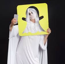 Halloween Ghost Costumes Punny Social Media Costumes Ghost Costumes Costumes 2016