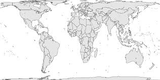 outline of world map hobo dyer outline world map projection by nohomers48 on deviantart