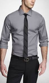light grey dress shirt 508ae49e4eee73e6d203ea222ada854b collar shirts mens shirts jpg 736