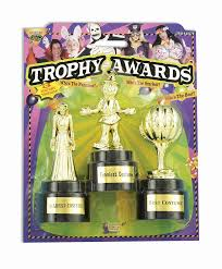 amazon com forum novelties halloween costume trophy awards 3