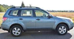 pre owned 2013 subaru forester 2 5x sport utility in chehalis
