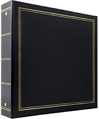 400 pocket photo album pioneer st400 3 ring memo photo album assorted colors