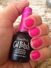 finger paints gel polish