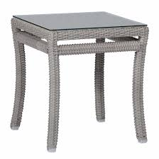 Patio Accent Table by Glass Top Patio Table Parts Icamblog