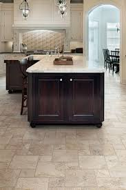 best images about kitchen floors pinterest you can get the luxurious look travertine for cost ceramic tile using