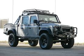 land rover defender 110 2016 project spectre u0027 makes other land rover defenders look tame