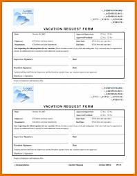 10 leave request form template bibliography apa