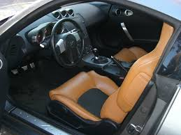 Nissan 350z Interior - 2003 nissan 350z interior image 151