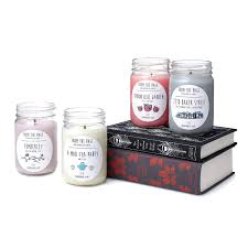 unique gifts for readers literary ideas for book lovers literary candles