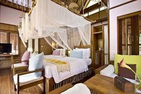 chambre thailandaise aventure les plus beaux hôtels à découvrir dans la jungle room5