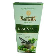 ramtirth brahmi hair oil ramtirth brahmi oil rs 120 bottle raghuvanshi distributors id