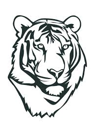 Tiger Color Sheet Coloring Free Coloring Pages Coloring Pages Tiger