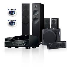 yamaha home theater in a box yamaha yht 8930axb music cast home theatre with rx v581 dolby