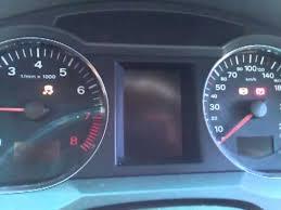 audi a6 esp audi a6 2006 cold start brake fault