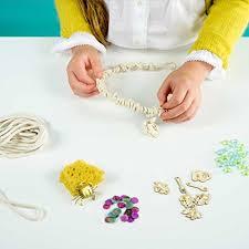 Design Your Own Necklace Disney U0027s The Little Mermaid Design Your Own Ocean Crown Kit