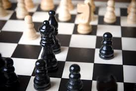 Diy Chess Set How To Set Up A Chess Board