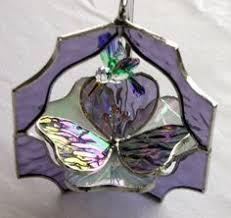 reserved for tami thank you beveled glass hummingbird and